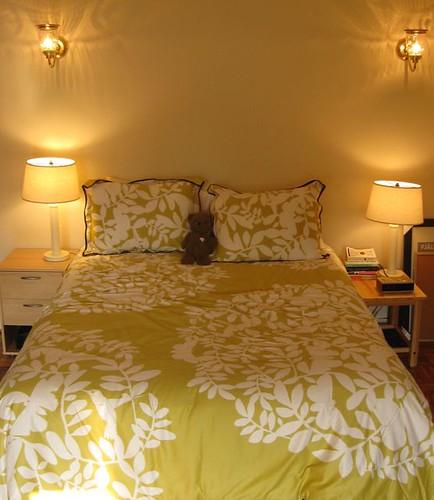 Apartment Upate - Bed