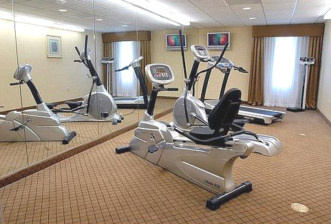 Health & Fitness Center AT Hotel near Tampa International Airport