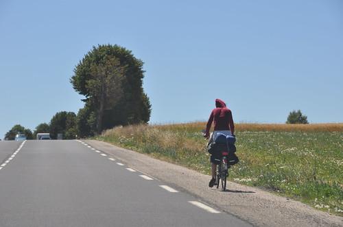 Sur les routes de France