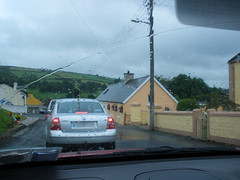 Driving home from Tinahely Show (St.Stello) Tags: ireland pinky tinahely cowicklow