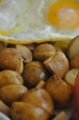 Big Breakfast @ Lemoni Cafe