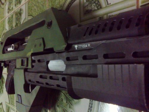M41-A khẩu súng hầm hố nhất Mô Hình Giấy Thời Điểm Hiện Tại 3892471557_ff426c4f2e