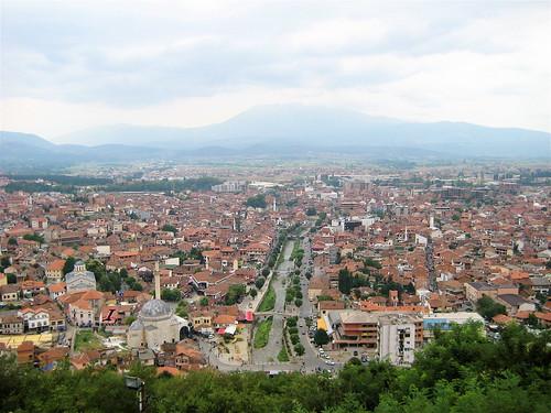 Prizren panorama