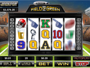 Field of Green slot game online review