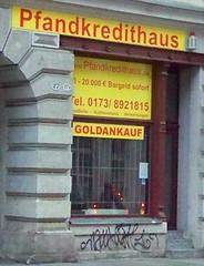 Pfandkredithaus auf der Hoyerswerdaer Straße