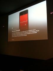 Norma Kamali iPhone App