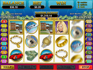 Mister Money slot game online review