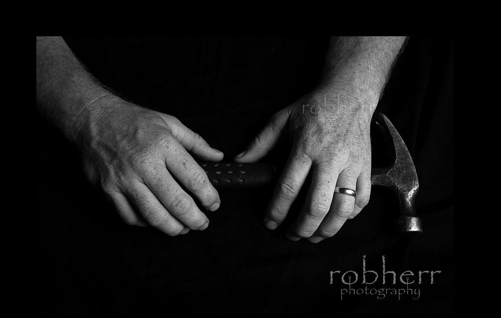 Hands Project - John