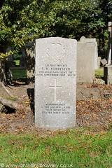 Glasgow Sandymount Cemetry War Graves (www.anthonybrawley.co.uk) Tags: scotland war glasgow wwi wwii wargraves sandymount sandymountcemetery anthonybrawley anthonybrawleyphotography