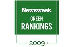 Newsweek Green Rankings 2009 Logo (ebayink) Tags: green ebay newsweek greenteam corporateblog ebayink ebayinkblog greenranking