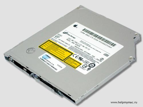 MacBook SuperDrive - привод компакт дисков