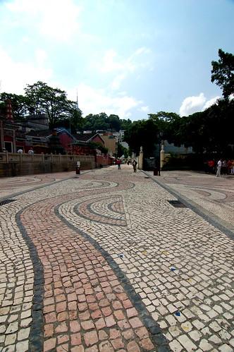 媽閣廟前地, Macau