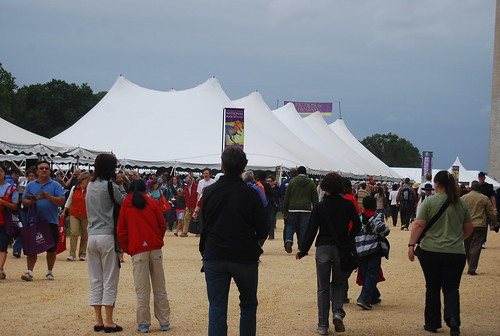 Book Fest Crowd
