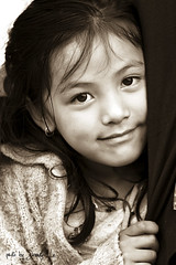 Bhutanese kid #4 (J e n n i f e r_ L e) Tags: portrait bw sepia kids children photography kid asia child headshot vietnam bnw bhutanese jenniferle vietphoto mailtojenniferlevietphotovn wwwvietphotocomvn lethimaihuong jleimages wwwjleimagescom