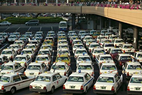 Taxi, anyone?