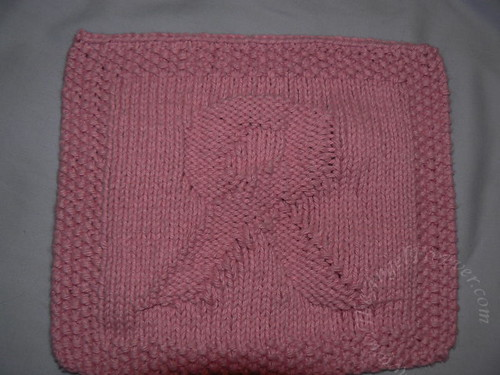 Pink Ribbon Cloth