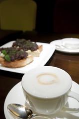 カプチーノ, Kihachi Cafe, 名古屋名鉄店