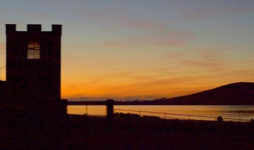 Daybreak at Kinross.