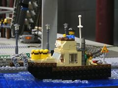 Orca (joefish (;_}{) Tags: lego jaws orca sharkfishingboat
