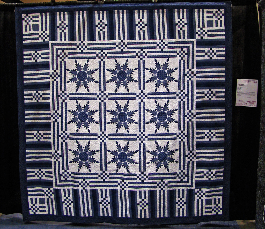 DSC02710 Quilt 2117 I Know Thy Works by Vicki Slawson