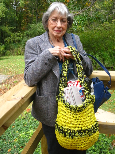 Crochet a Water Bottle Holder | My Recycled Bags.com