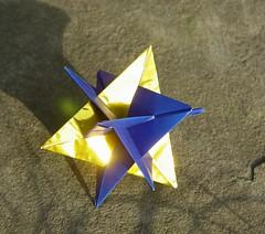 WYXZ von Tung Ken Lam (Tagfalter) Tags: origami modular planar