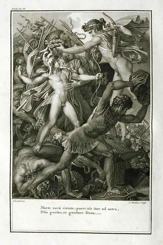 007-Publius Virgilius - Bucolica, Georgica, Et Aeneis – 1798- ©Bayerische Staatsbibliothek