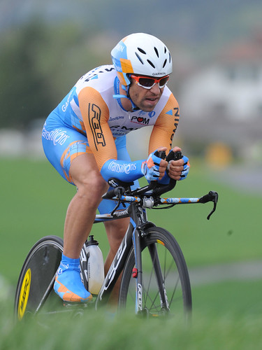 Murilo Fischer - Tour of Romandie, stage 3