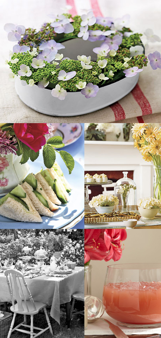 Garden Party Baby Shower ideas -3