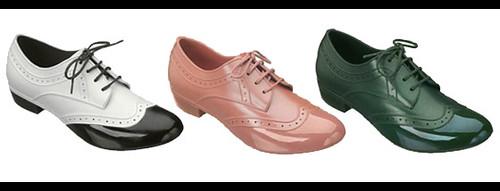 modelo de sapato oxford