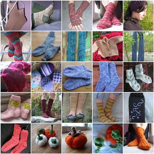 2008 knits
