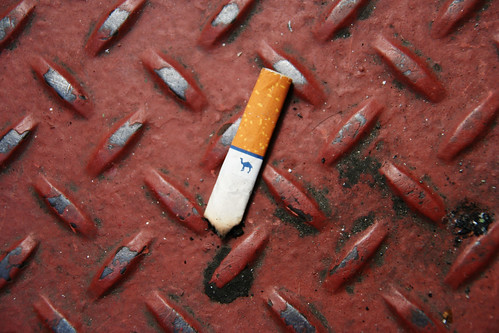 LAST CIGARETTE by guido.masi, on Flickr
