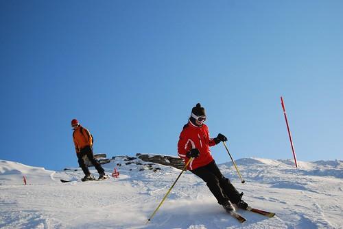 Skiurlaub 08/09