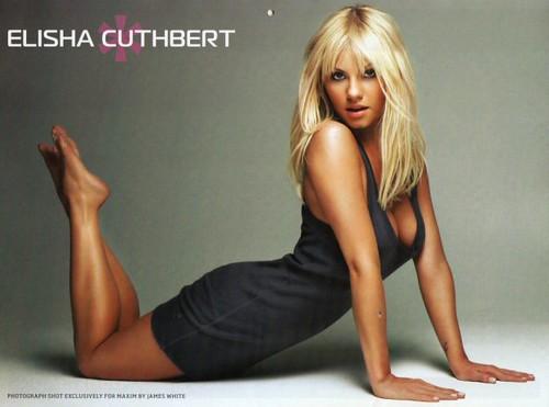 elisha cuthbert hot. Elisha Cuthbert