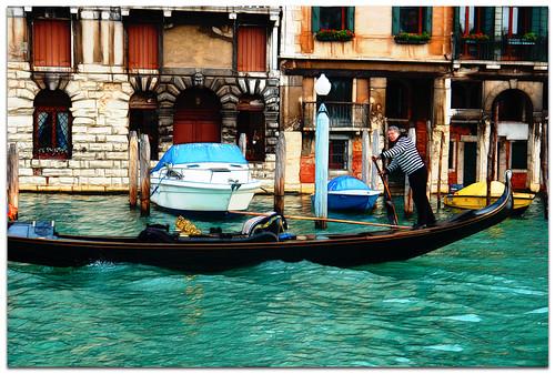 siempre quedará venecia