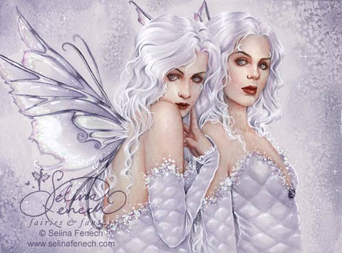 Silver Sisters by Selina Fenech
