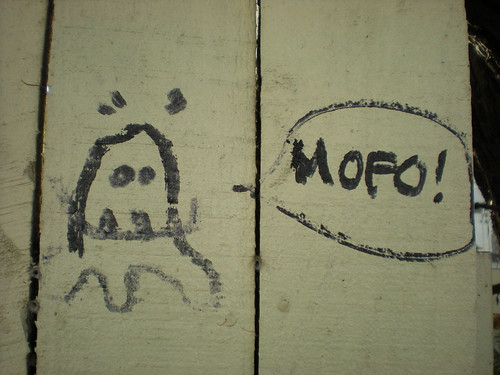 15.1.09 Alien says Mofo!