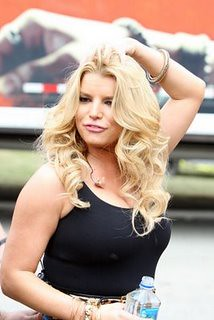 Jessica Simpson, fat, overweight