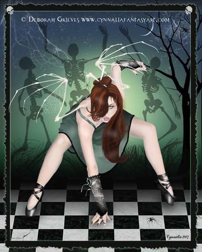 Danse Macabre by Deborah Grieves