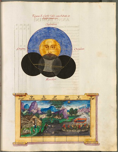 Eclipses luminarium (Cyprian Leowitz, 1555) z