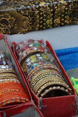 Bangles... (Paresh Gajria) Tags: dubai globalvillage bangles dubailand