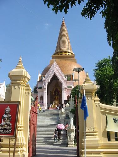 Hoogste chedi van Thailand
