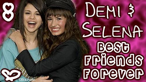 Selena and Demi Wallpaper - Selena Gomez and Demi Lovato Wallpaper (2563109)