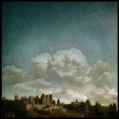 la cit (anders mrtsell) Tags: cloud france chapeau carcassonne palabra 500x500 bsquare lacit justimagine ysplix memoriesbook justimaginelegends artistictreasurechest themonalisasmile