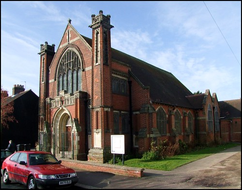 Rosebery Road Methodist