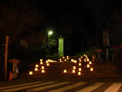 吉野「鬼火の祭典」夜の部-12