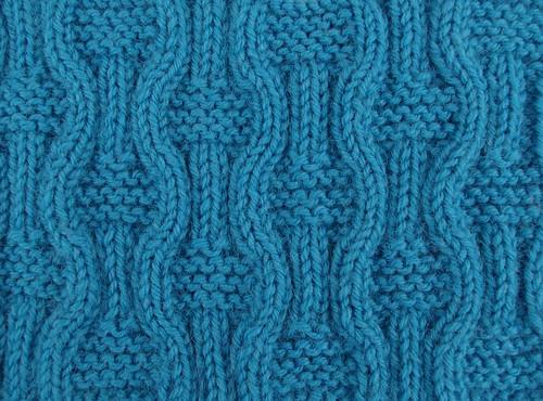 Yarn: Numero Uno by Lana Grossa, a superwash DK yarn