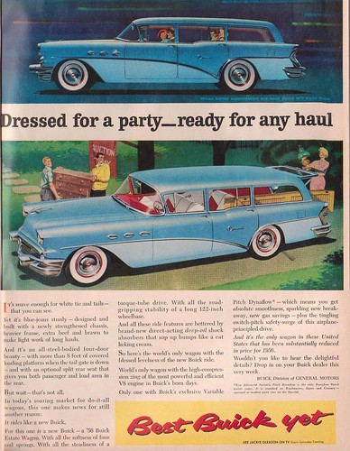 Buick Ad by saltycotton.