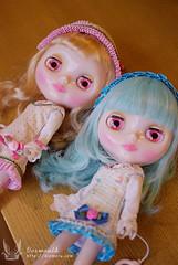 [ Blythe ] Anne with Syilvia