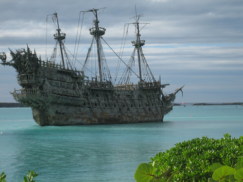 Castaway Cay - Flying Dutchman 01